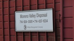 Moreno Valley Disposal