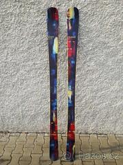 Prodám lyže Scott CRUSADE 189 cm, 136-94-125 model - titulní fotka