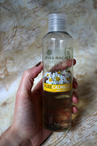 Yves Rocher - chamomile cleanser