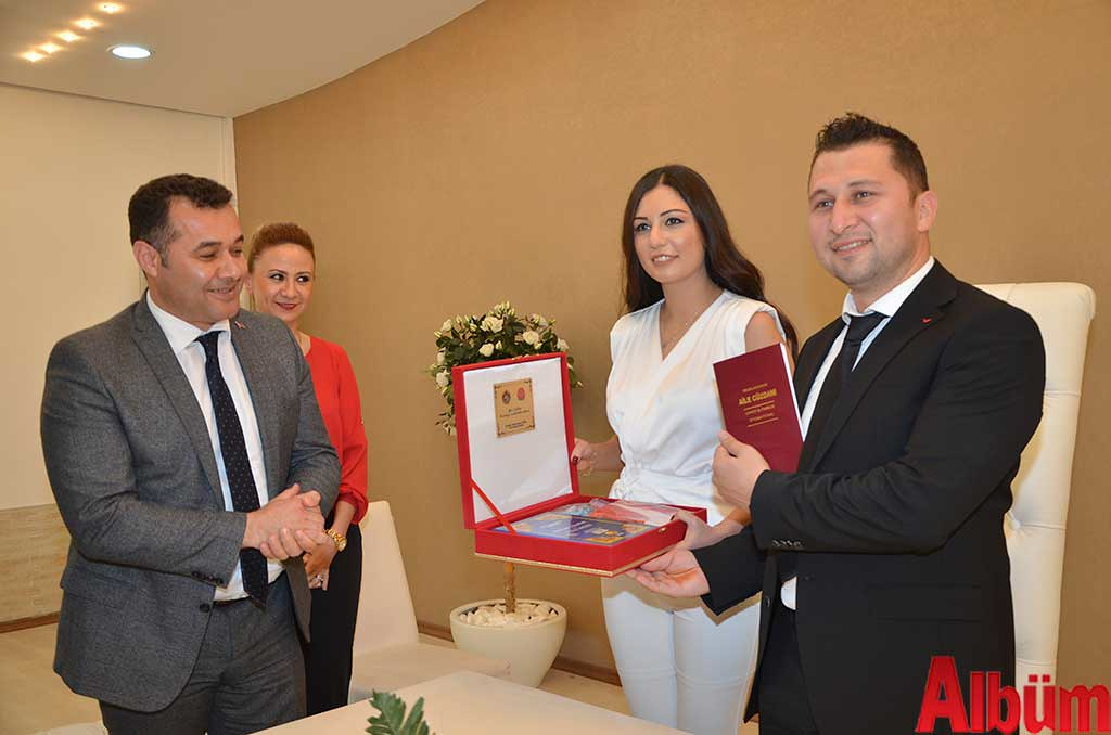 Alanya Belediye Başkanı Adem Murat Yücel, Gizem Deniz Songun, Ali Ayaz