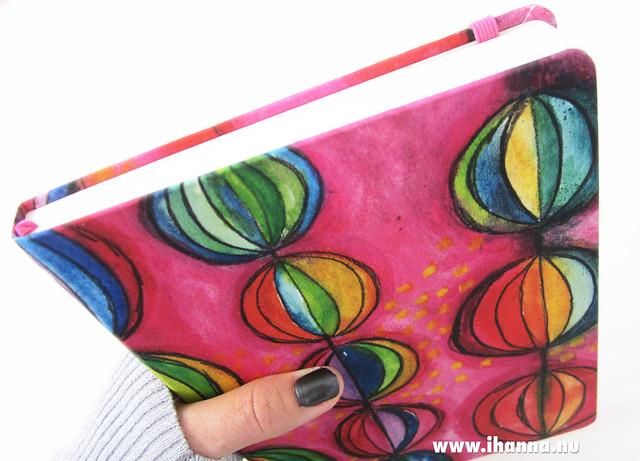 Studio iHanna custom notebook