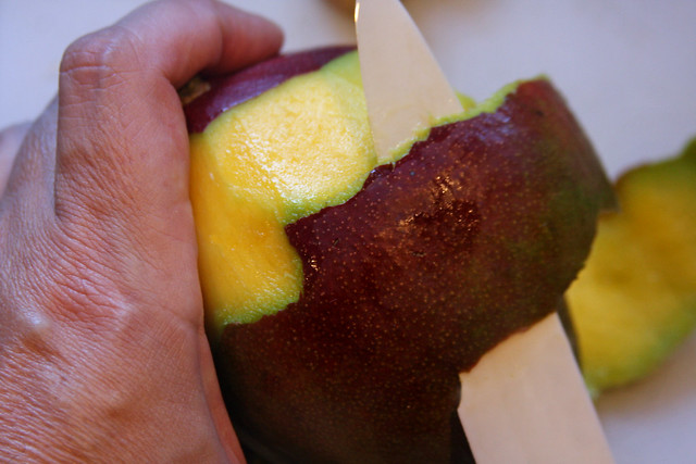 Alitas de Pollo Laqueadas con Salsa de Mango y Miel (18)