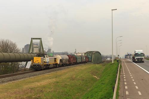 Lineas 7862 + bont treintje