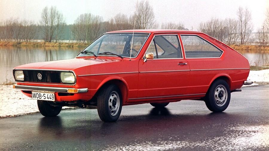 Volkswagen Passat I