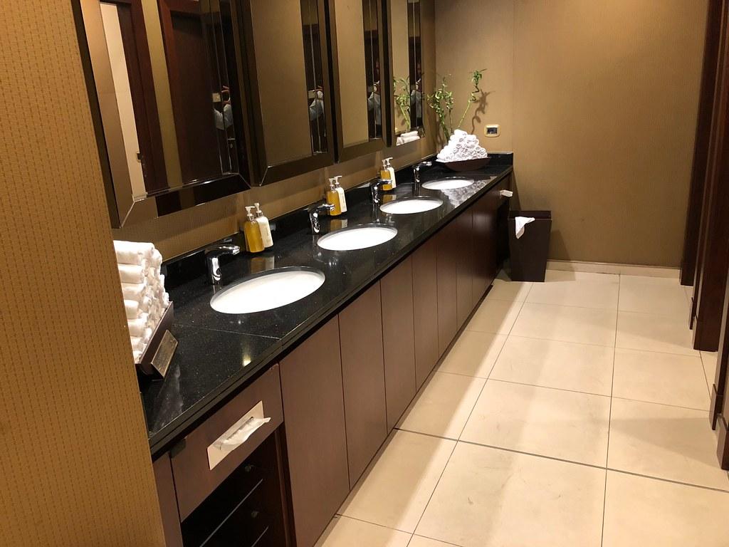 Emirates Lounge Milan MXP 57