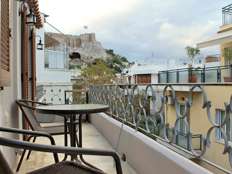 Acropolis-Apartment