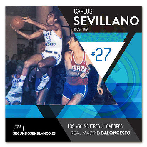 #27 CARLOS SEVILLANO