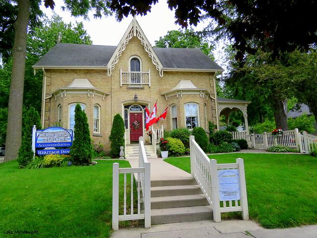 Telegraph House, Port Stanley, Ontario - IN EXPLORE
