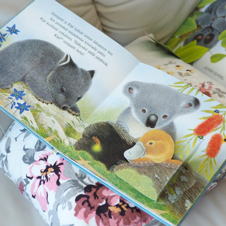 Kipi Koala kirja