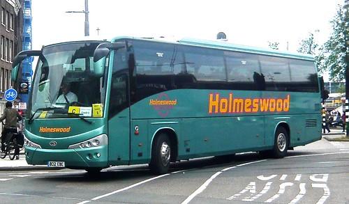 BC12 EBC 'Holmeswood', Ormskirk, Lancs. MAN A91 / Beulas Stergo Spica on 'Dennis Basford's railsroadsrunways.blogspot.co.uk'