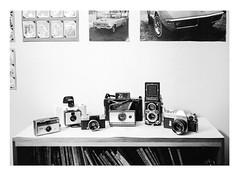 Stuff in My Room Circa 1972