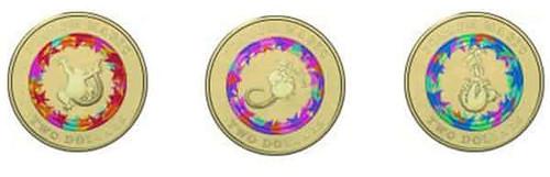 Possum Magic coins