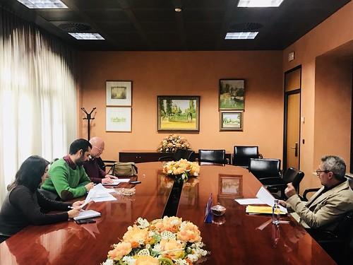 Junta de gobierno local del Ayuntamiento de Dos Hermanas