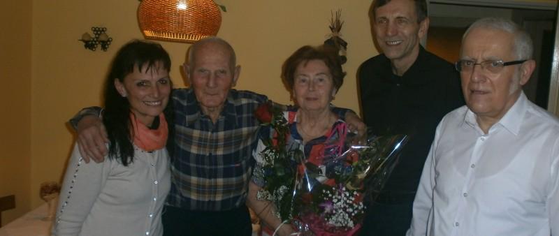 František Zikeš z Frýdku-Místku oslavil 90 let