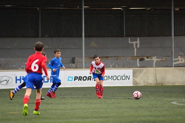 benja.MANACOR   10-0   ESPAÑA ATº D.E.