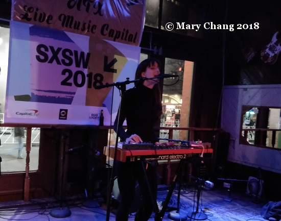 Annie Hart Wednesday at SXSW 2018