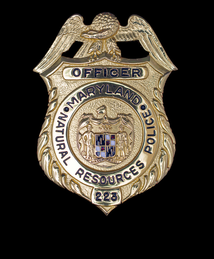 Current Officer Badge: 1983-Present