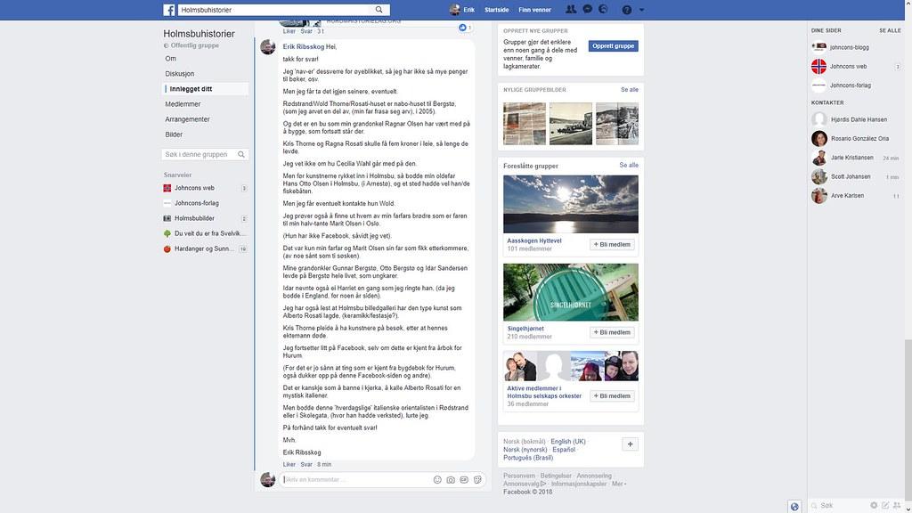 facebook rosati 2