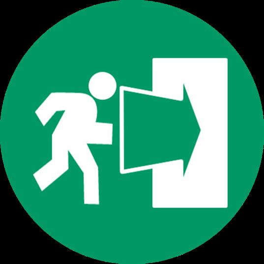 Simulacro de evacuacion anual