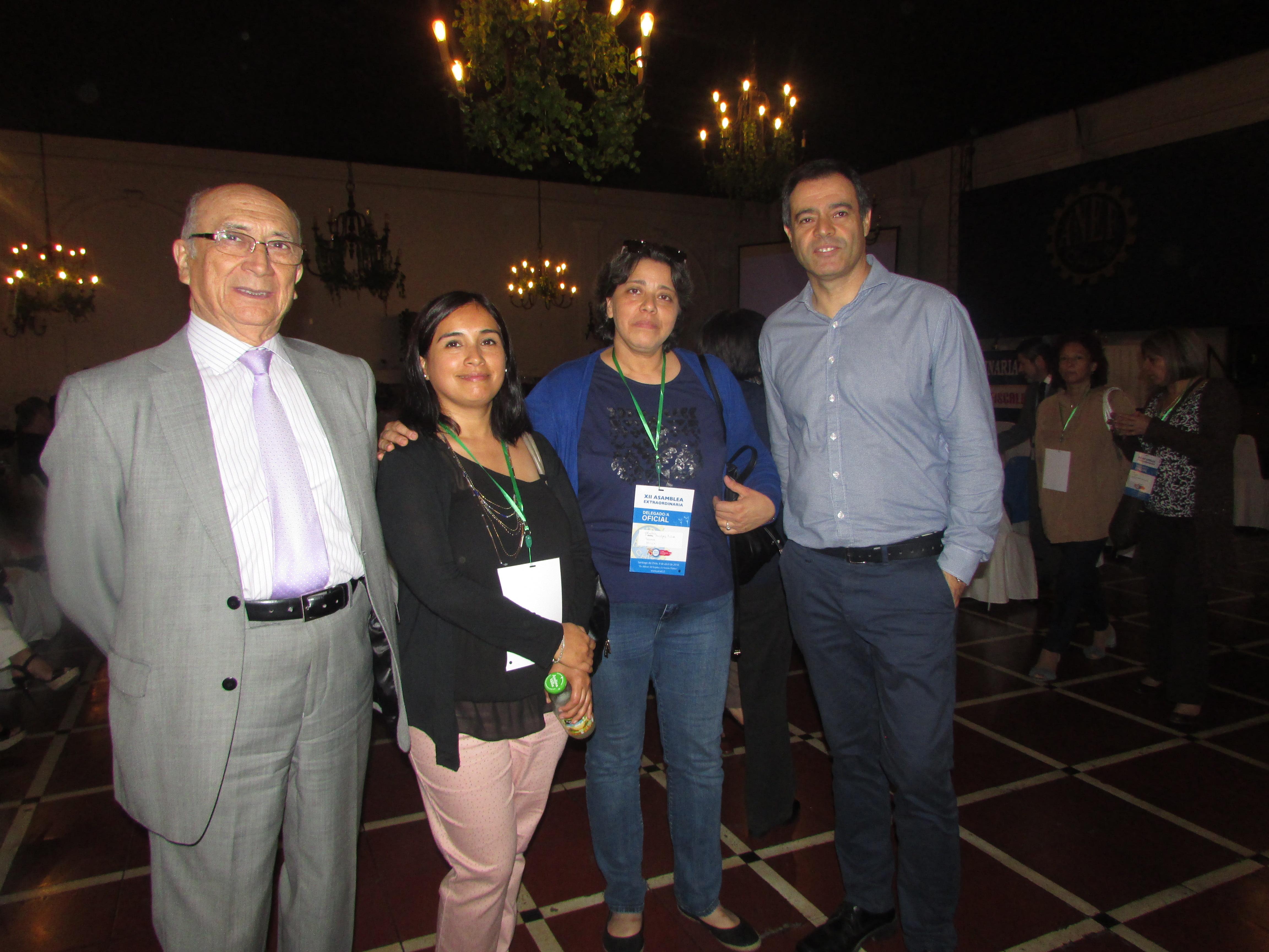 AFIICH en XII Asamblea Extraordinaria de ANEF 2018 – 04 Abril 2018