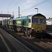 66553 at Stowmarket