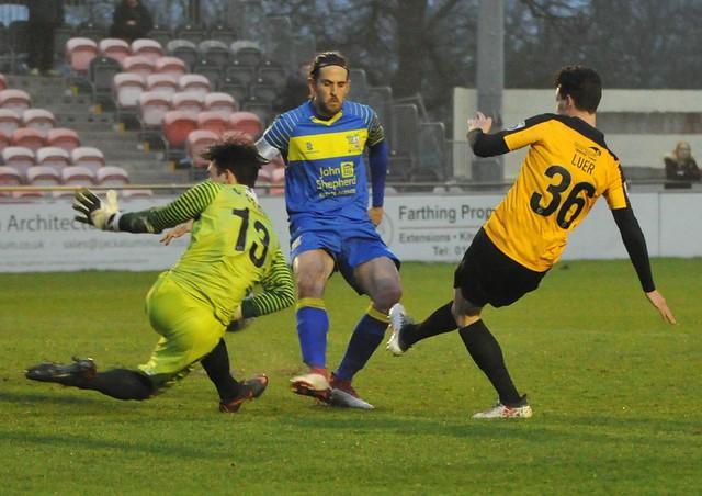 Solihull Moors 1-0 Maidstone United