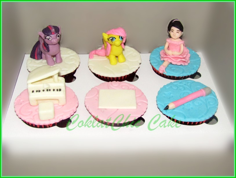 Cupcake Set for Girl