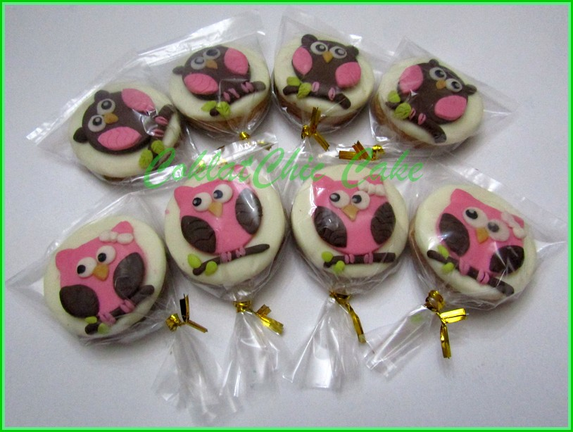 Cookies Owl