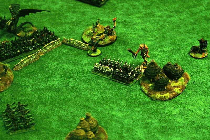 [1250 - Orcs & Gobs vs Elfes-Noirs] Attaque du village orc 41375806102_e3a23804b4_c