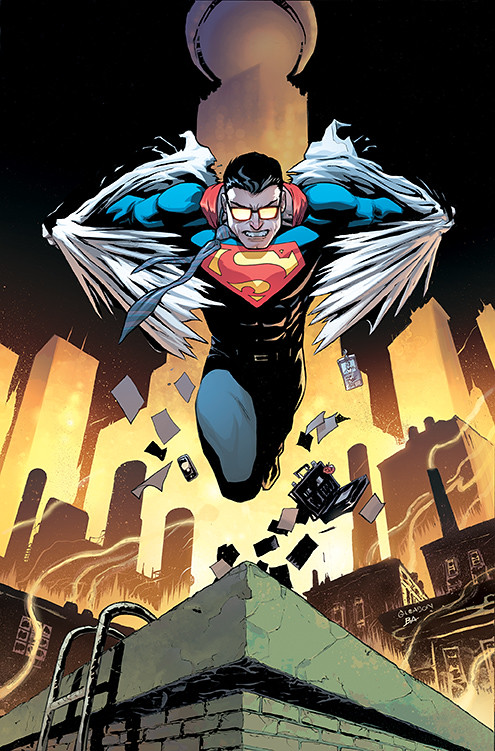 DC Comics July 2018 Solicitations