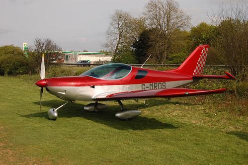 G-MRDS Czech Aircraft Works SportCruiser [PFA 338-14665] Popham 020509