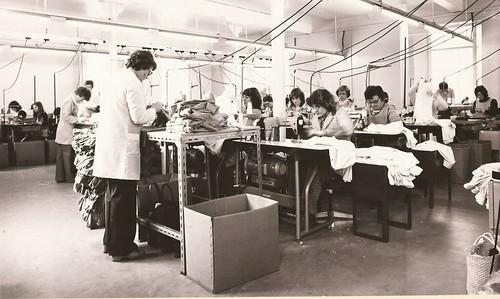 MacNan factory floor