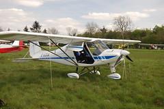 G-NORA Ikarus Comco C-42 [PFA 322-14420] Popham 020509