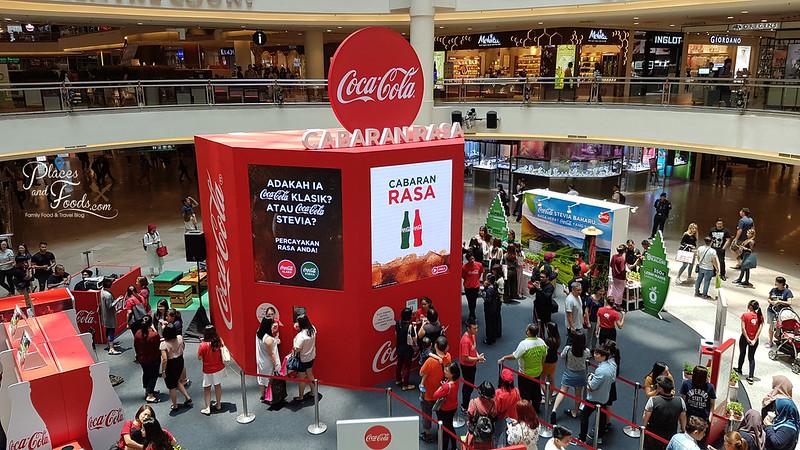 coca cola stevia malaysia mid valley