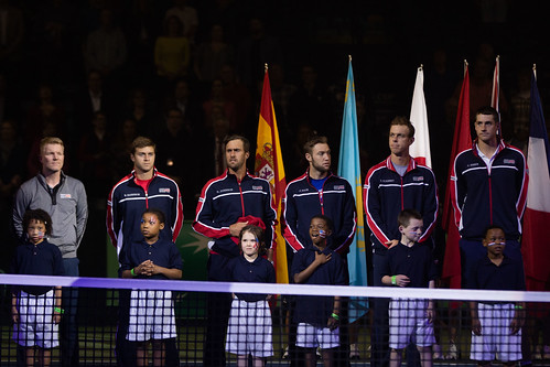 Davis Cup 2018 - Day One