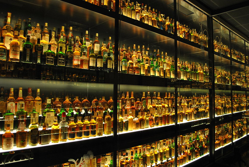 Large Whisky Collection