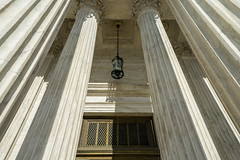 Portico of the SCOTUS