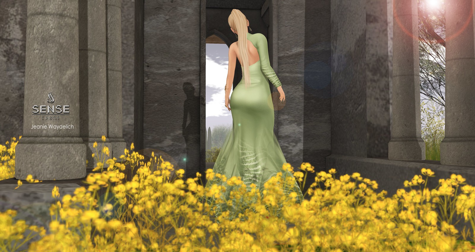 LOTD 949 - Pretty garden