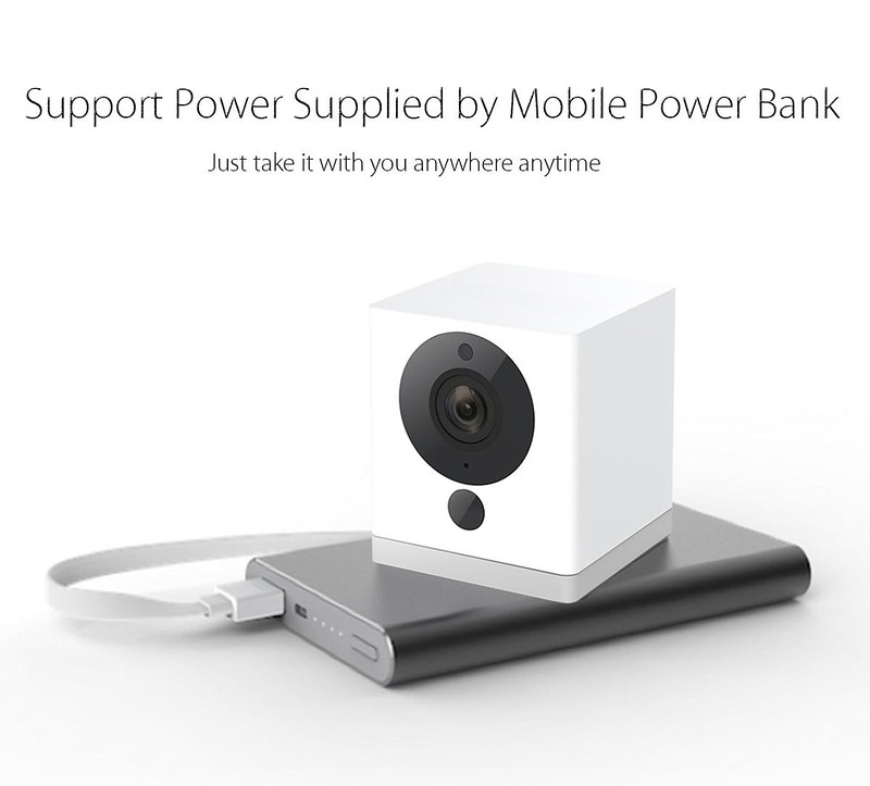 Xiaomi xiaofang Smart 1080P WiFi IP Camera レビュー (15)