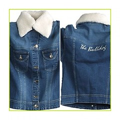 The Bulldog Amsterdam - Ladies' Denim Jacket