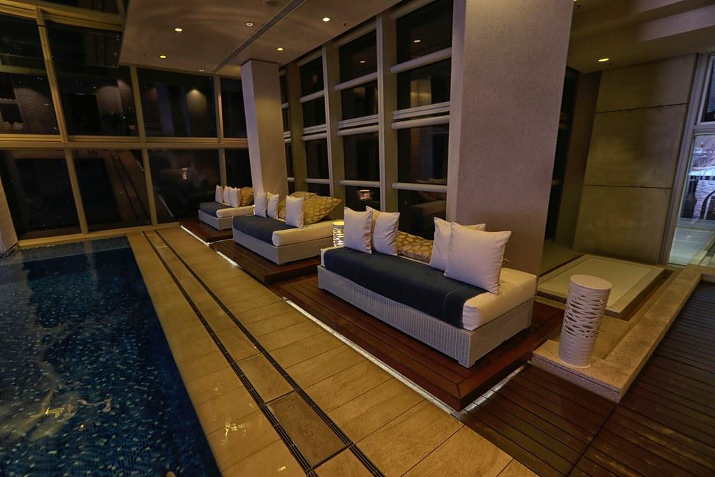 Ritz-Carlton Hong Kong Pool and Gym 12