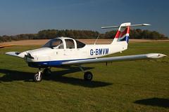 G-BMVM Piper PA-38-112 (38-79A0025) Popham 121008
