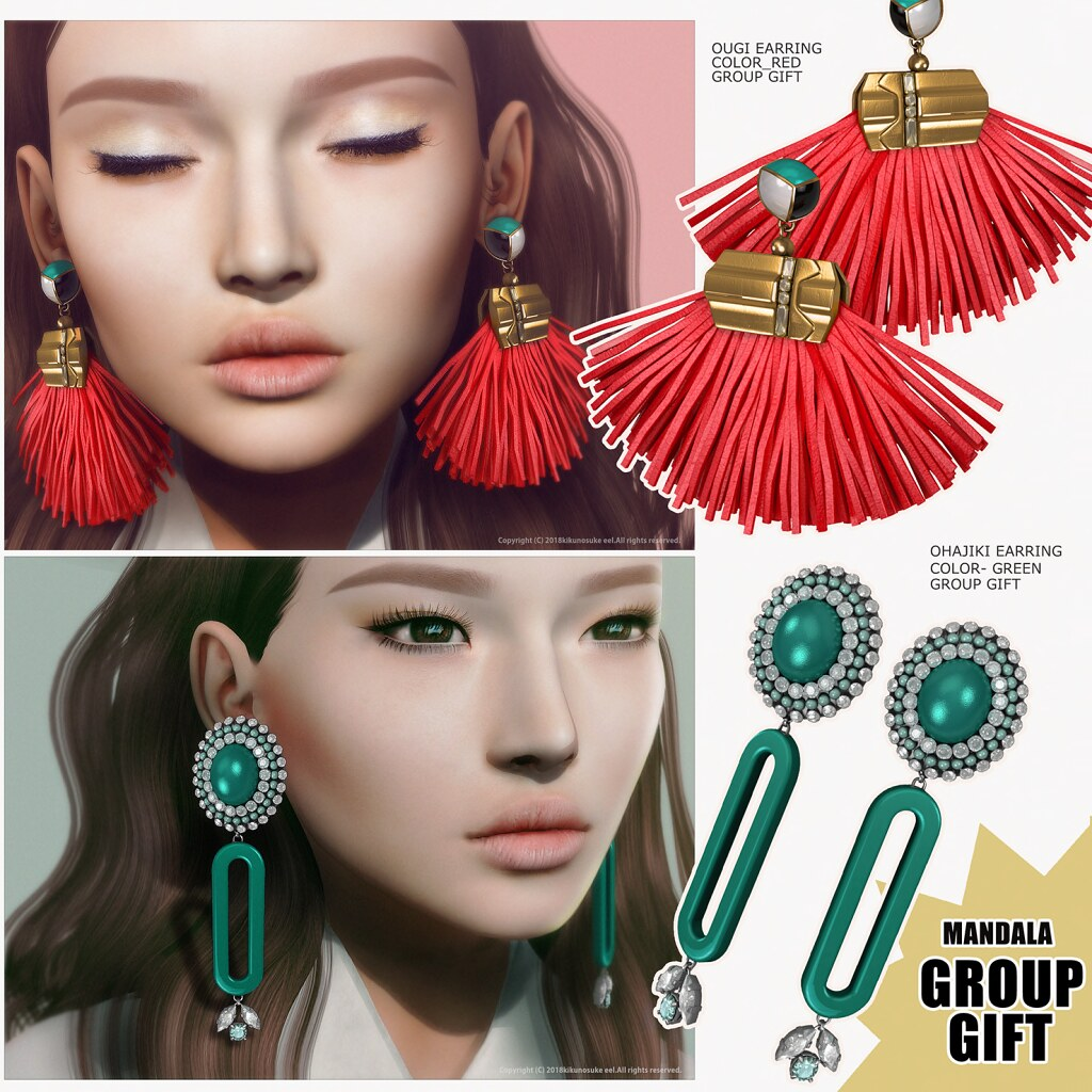 MANDALA Group Gift - TeleportHub.com Live!