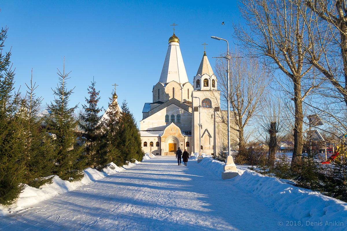 Старообрядческий храм Святой Троицы В Балакове фото 001_1481