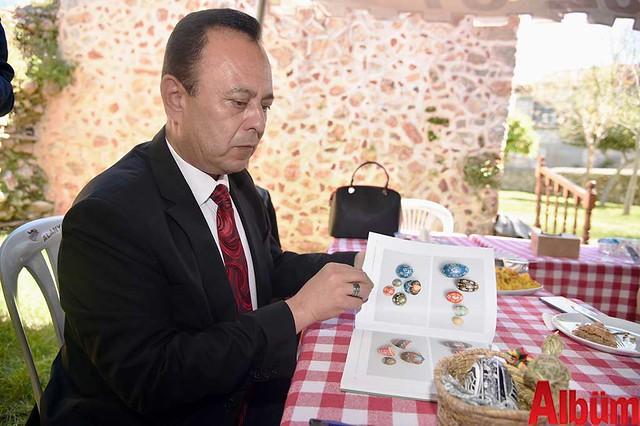 Alanya Belediye Başkan Yardımcısı Ali Yenialp
