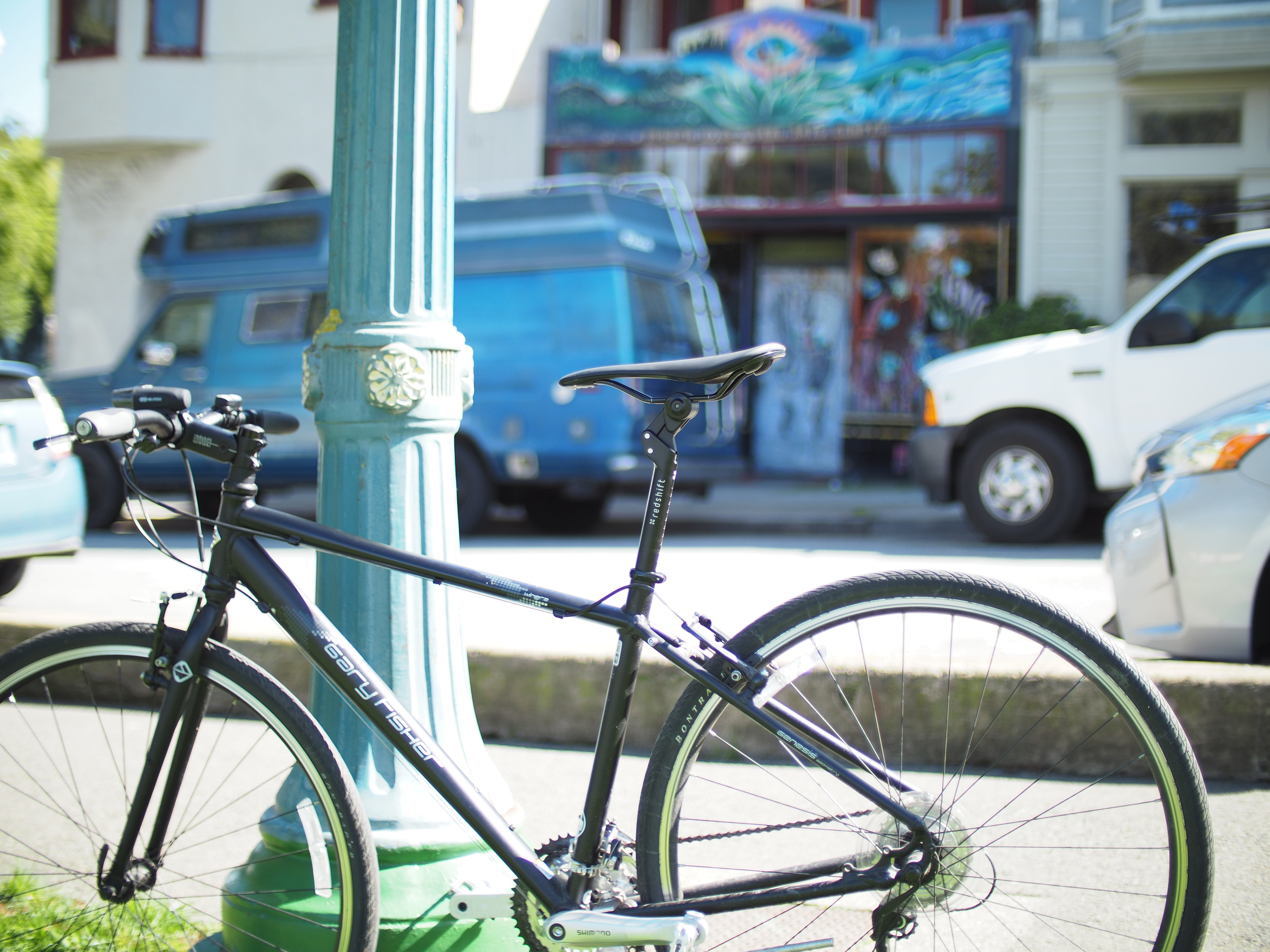 suspension seatpost | the accidental randonneur