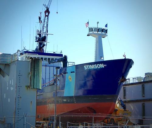 Alaska State Trooper's Vessel Stimson