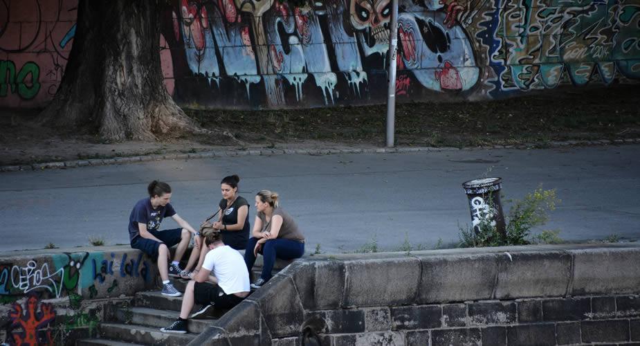 Fietsen in Wenen, Fietsen langs het Donaukanal in Wenen | Mooistestedentrips.nl