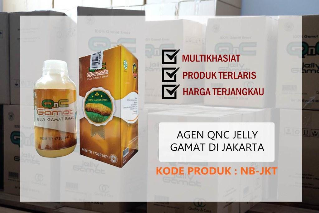QNC Jelly Gamat Di Apotik Jakarta