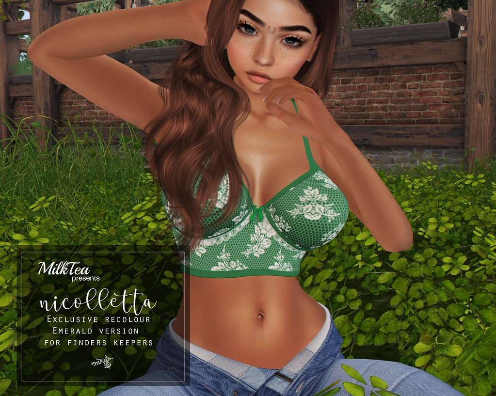 Nicoletta - Recolour for Finders Keepers - TeleportHub.com Live!